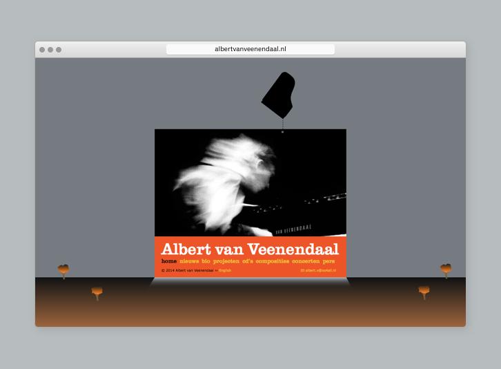 Albert van Veenendaal - hero