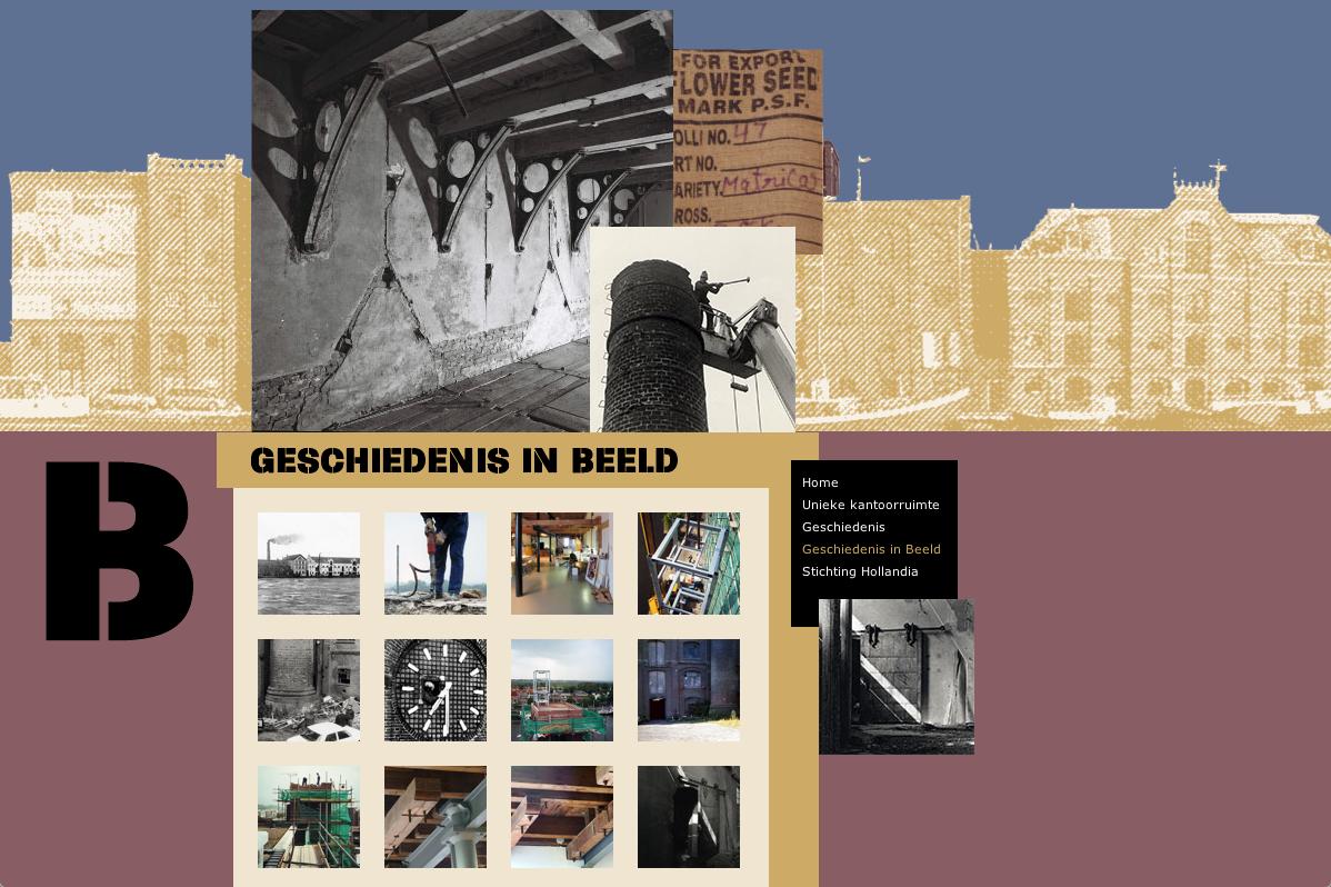 Pakhuis Hollandia - Geschiedenis - desktop